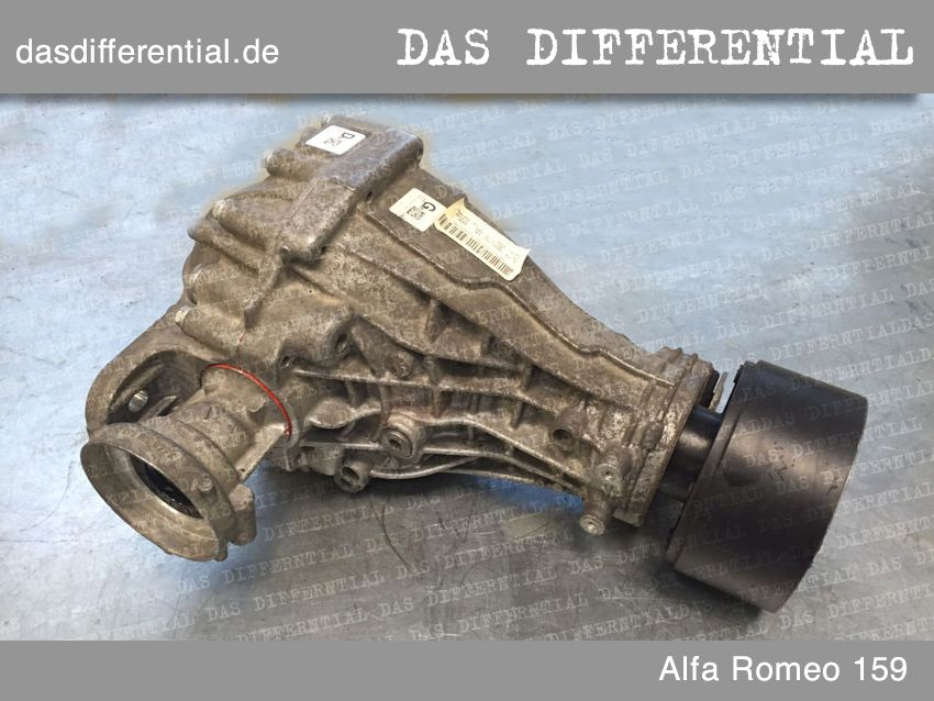 differential alfa romeo 159 posteriore 1