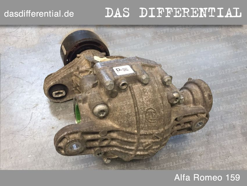 differential alfa romeo 159 posteriore 2