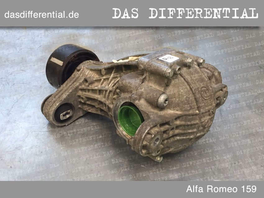 differential alfa romeo 159 posteriore 3