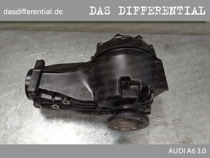 AUDI A6 3 0 das differential heck 2