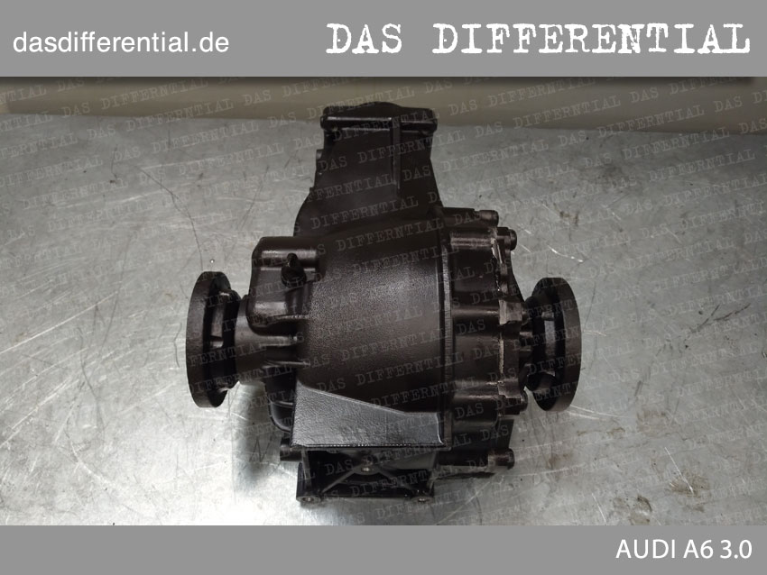 AUDI A6 3 0 das differential heck 3