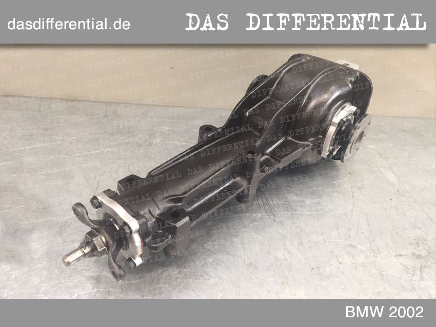 differential bmw 2002 3