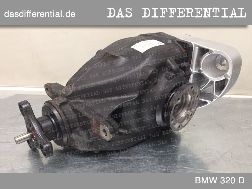 differential bmw 320 d e90 uberholt 2
