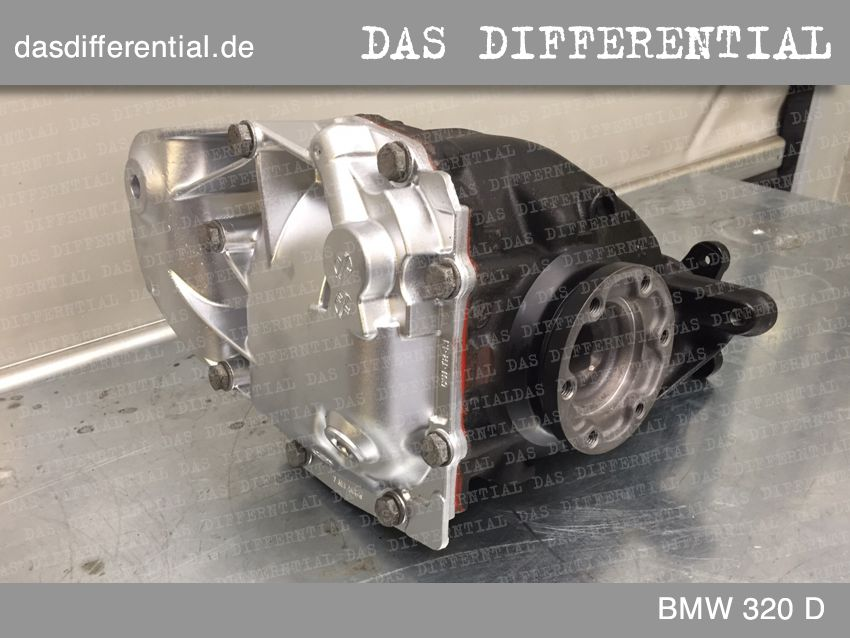 differential bmw 320 d e90 uberholt 3