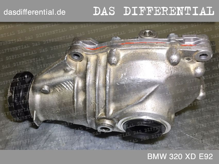 differential bmw 320 xd e92 front 1