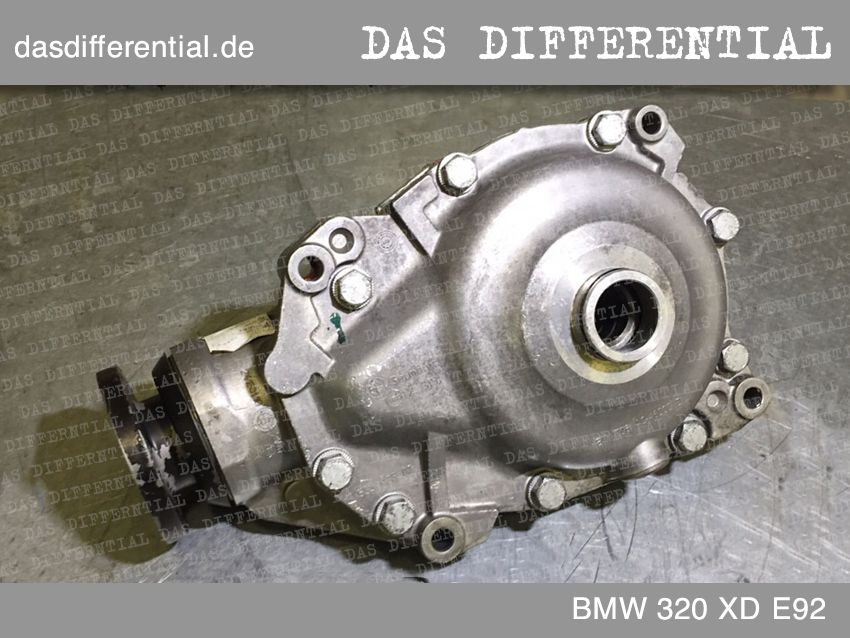 differential bmw 320 xd e92 front 3