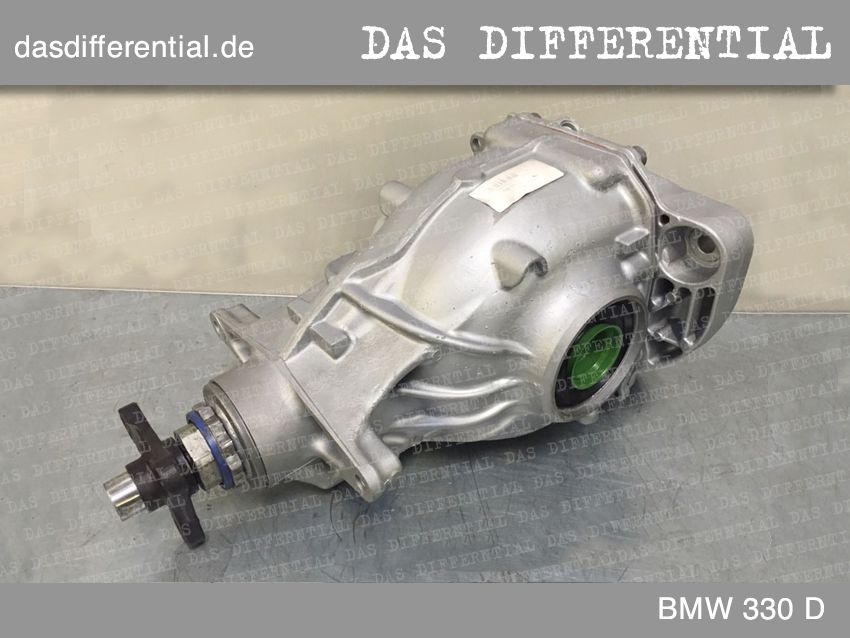 differential bmw 330 4