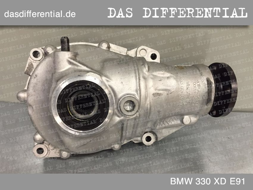 differential bmw 330xd e91 1