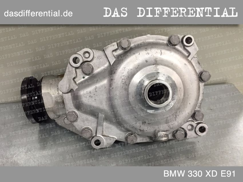 differential bmw 330xd e91 2