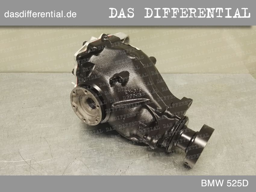 differential bmw 525 2