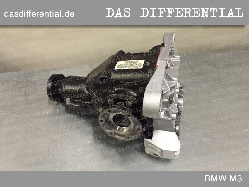differential bmw m3 2