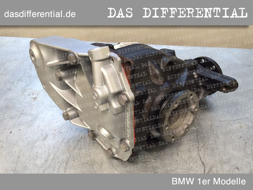 differential bmw 1ermodelle hintere 1