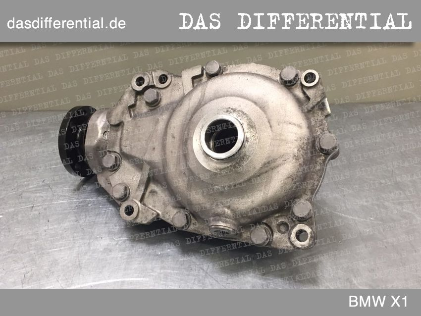 differential bmw x1 1