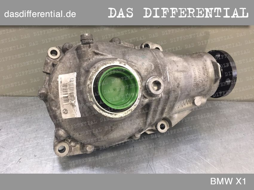 differential bmw x1 2