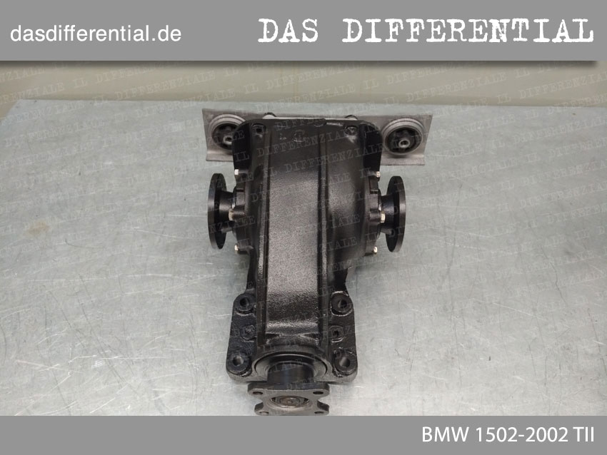 Differentialgetriebe  BMW 1502-2002 TII