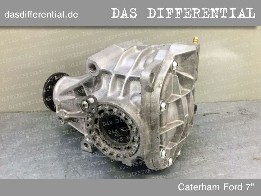 differential caterham ford 7 1