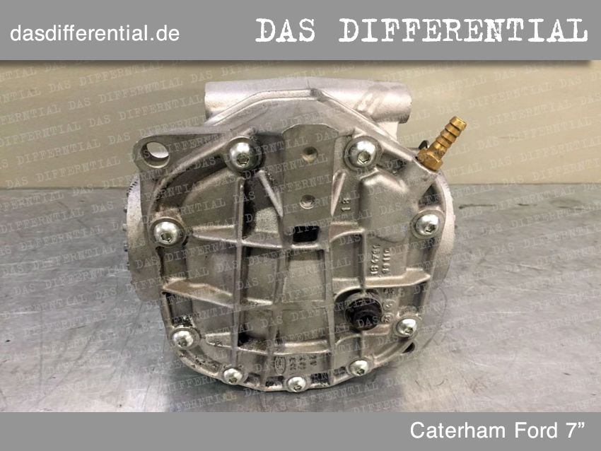 differential caterham ford 7 3