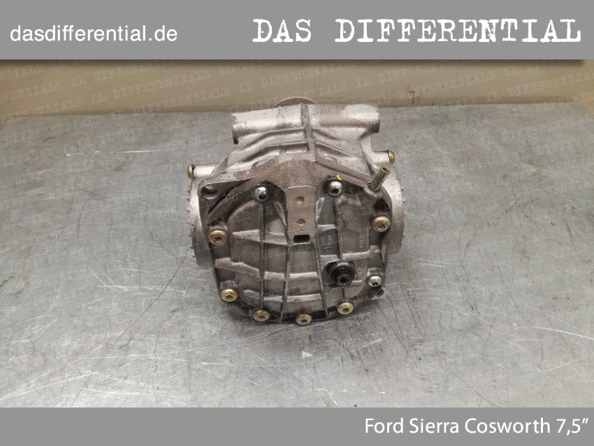 Ford Sierra Cosworth Differential 1