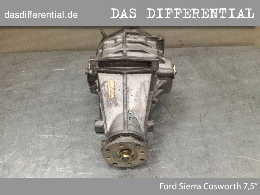 Ford Sierra Cosworth Differential 3