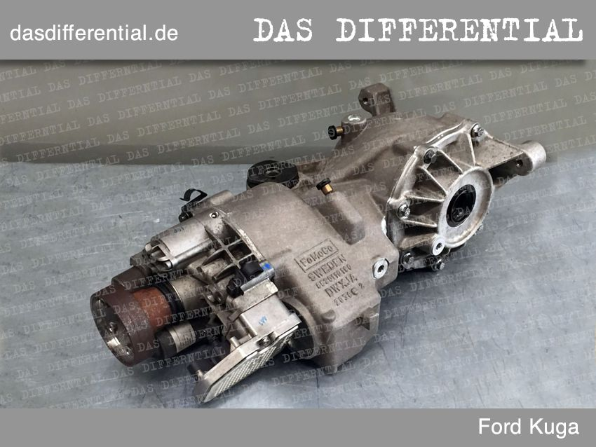 differential ford kuga hintere