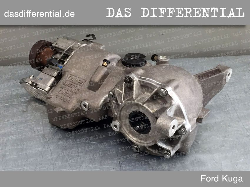 differential ford kuga hintere 2