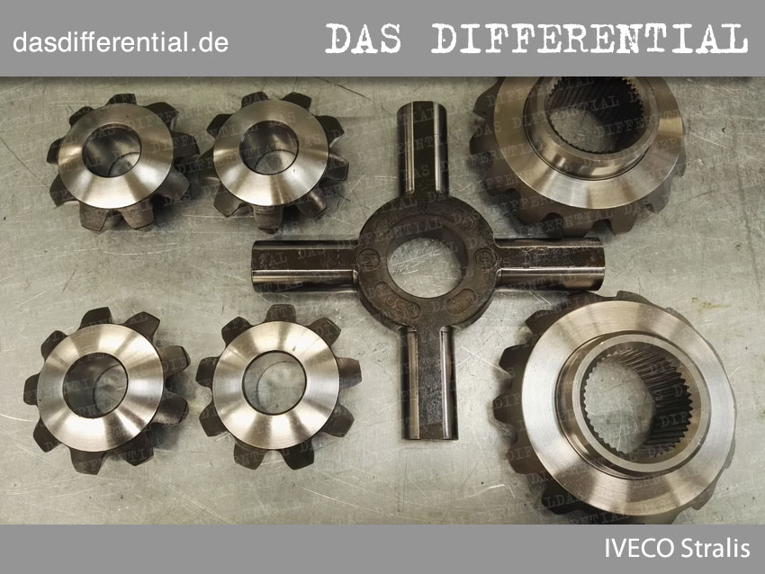 Das differential IVECO Stralis 1