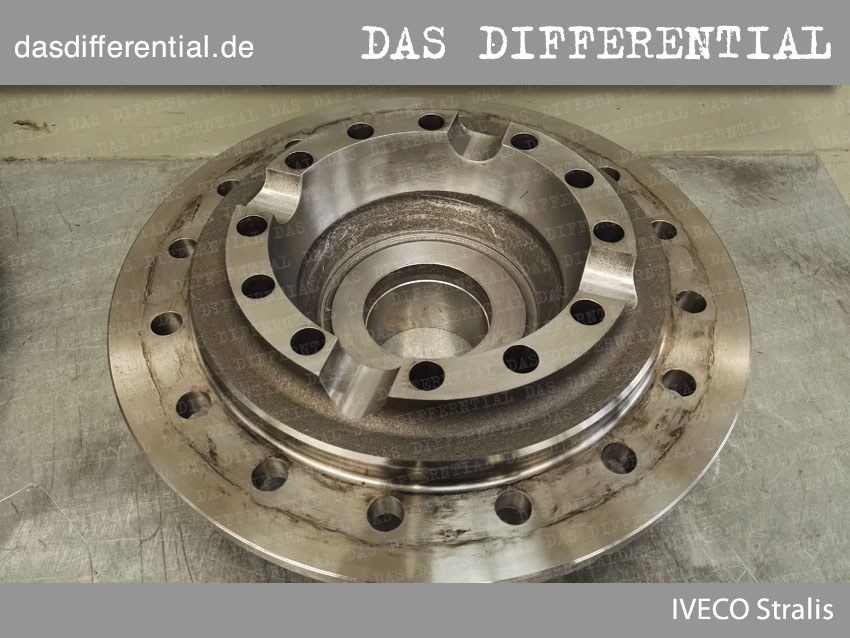 Das differential IVECO Stralis 3