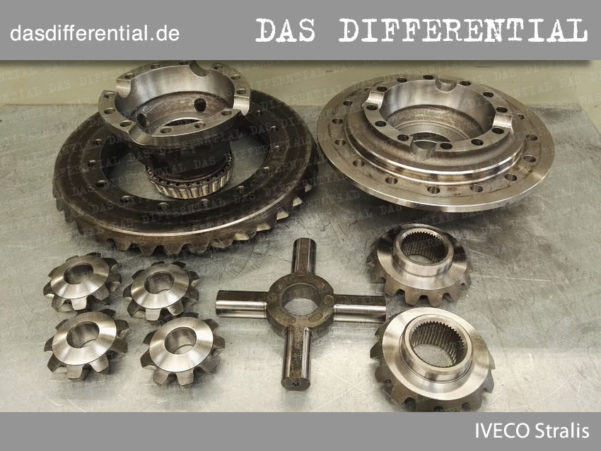 Das differential IVECO Stralis 4