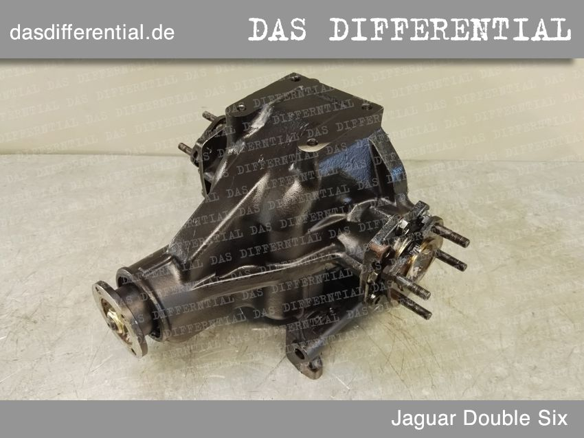differential jaguar double six 2