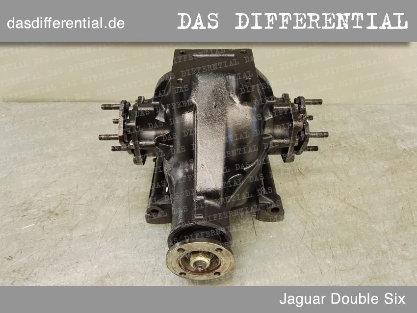 differential jaguar double six 3