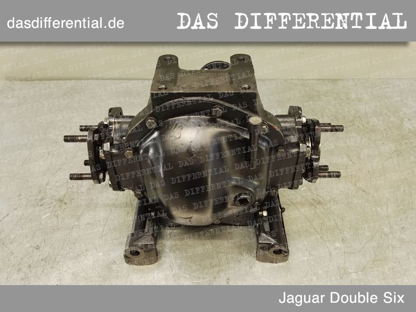 differential jaguar double six 4