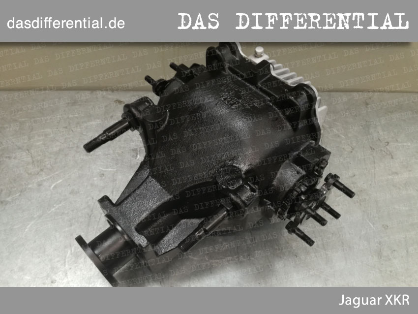 das differential Jaguar XKR 1