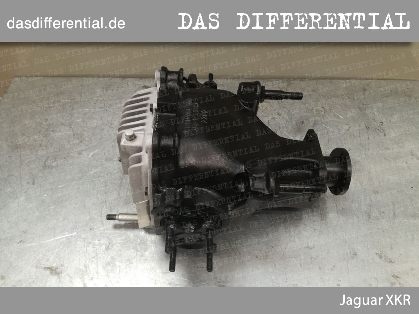 das differential Jaguar XKR 3