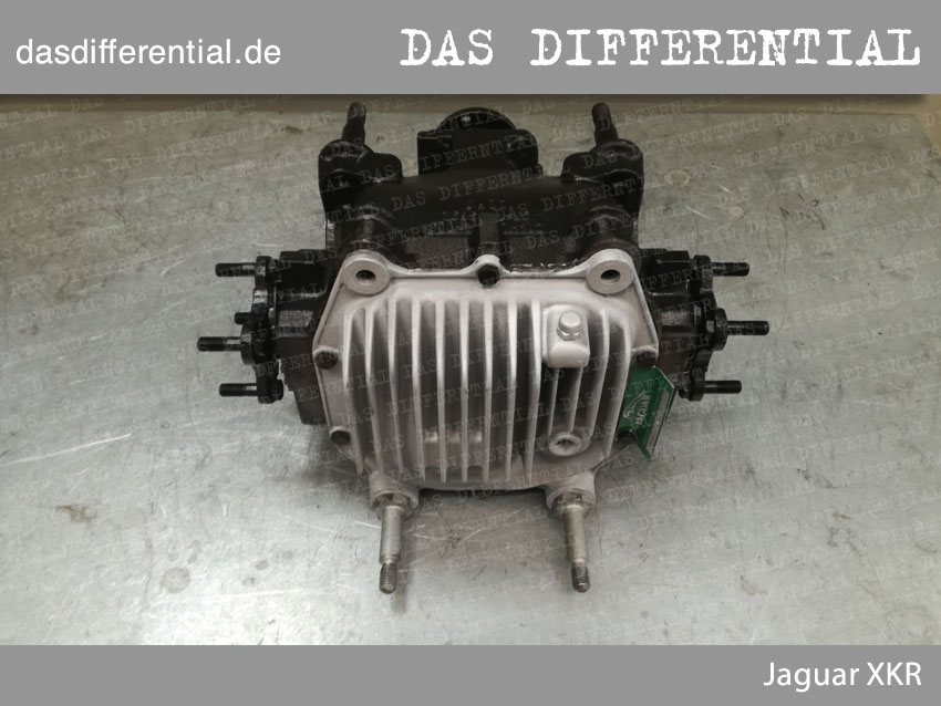 das differential Jaguar XKR 4