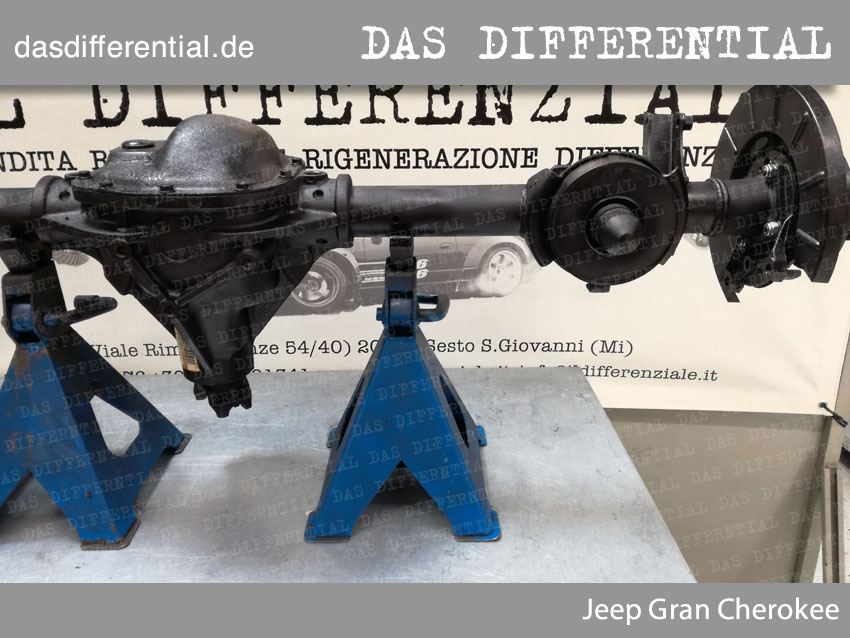 differenziale grand cherokee heck