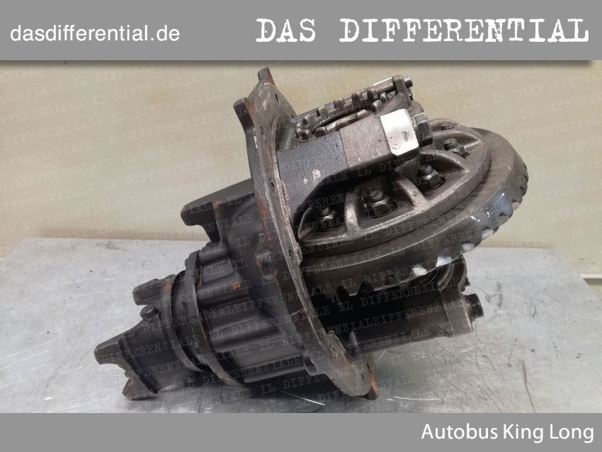 Autobus King Long heck differential 2