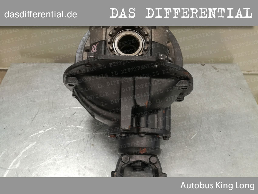 Autobus King Long heck differential 3