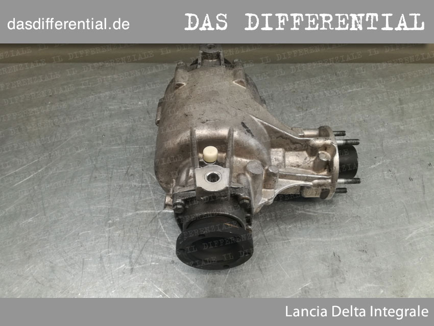 Lancia delta integrale heck differential 1