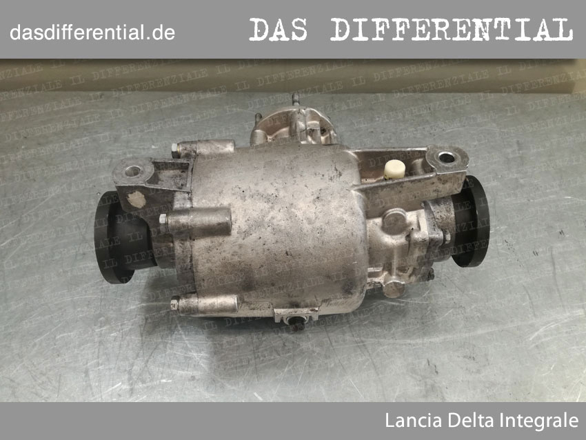 Lancia delta integrale heck differential 2