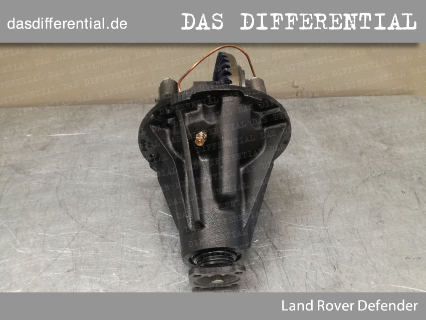 Das Differential Land Rover Defender 2