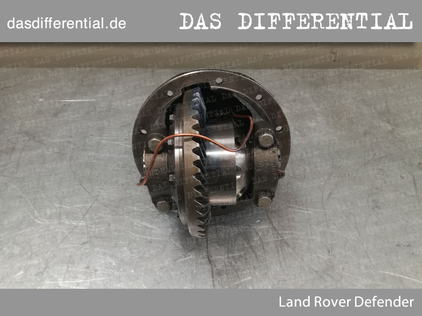 Das Differential Land Rover Defender 3
