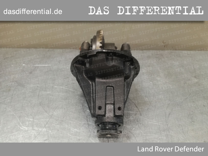 Das Differential Land Rover Defender 4