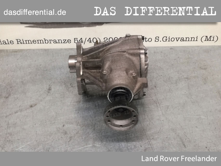 Front Differential Land Rover Freelander
