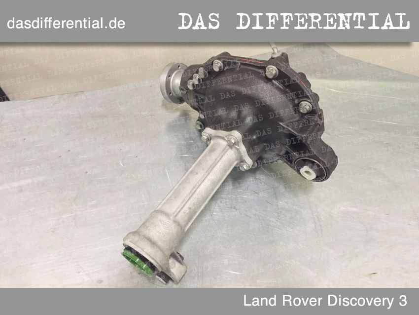 differential land rover discovery3 front 3