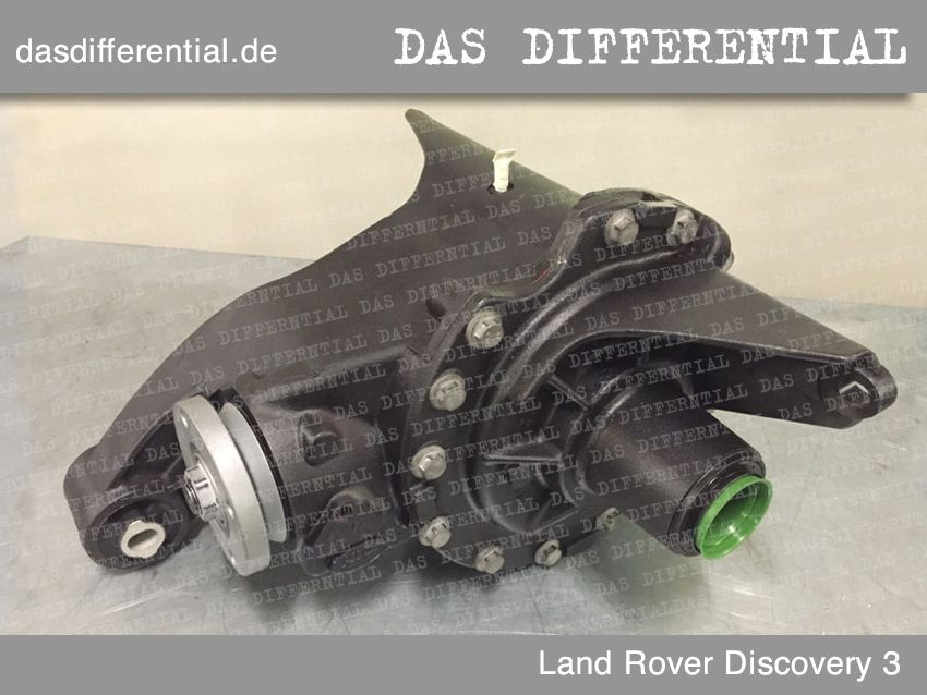 differential land rover discovery3 hintere 2