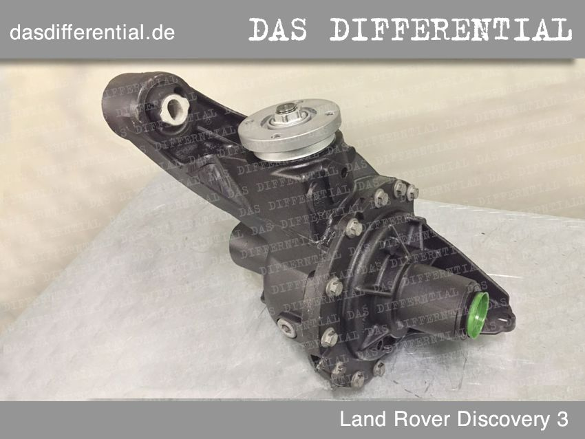 differential land rover discovery3 hintere 3