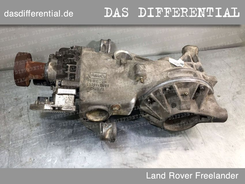 differential land rover freelander hintere 1