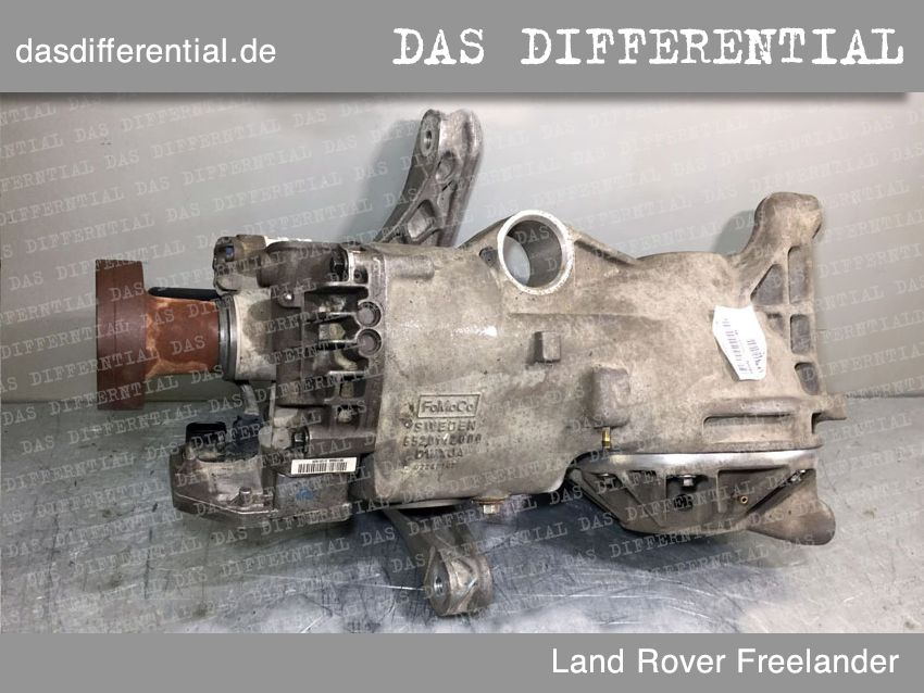 differential land rover freelander hintere 2