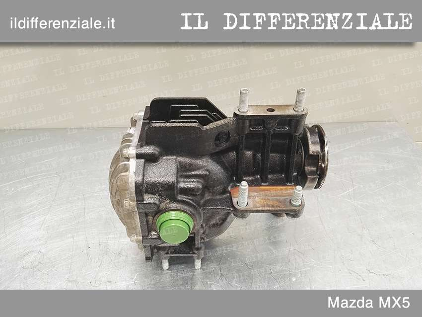 differential mazda mx5 2007 1