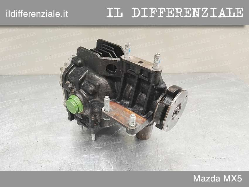 differential mazda mx5 2007 2